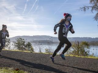 Photos: Scary Run in Washougal