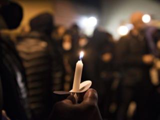 Vigil for Kevin E. Peterson Jr.