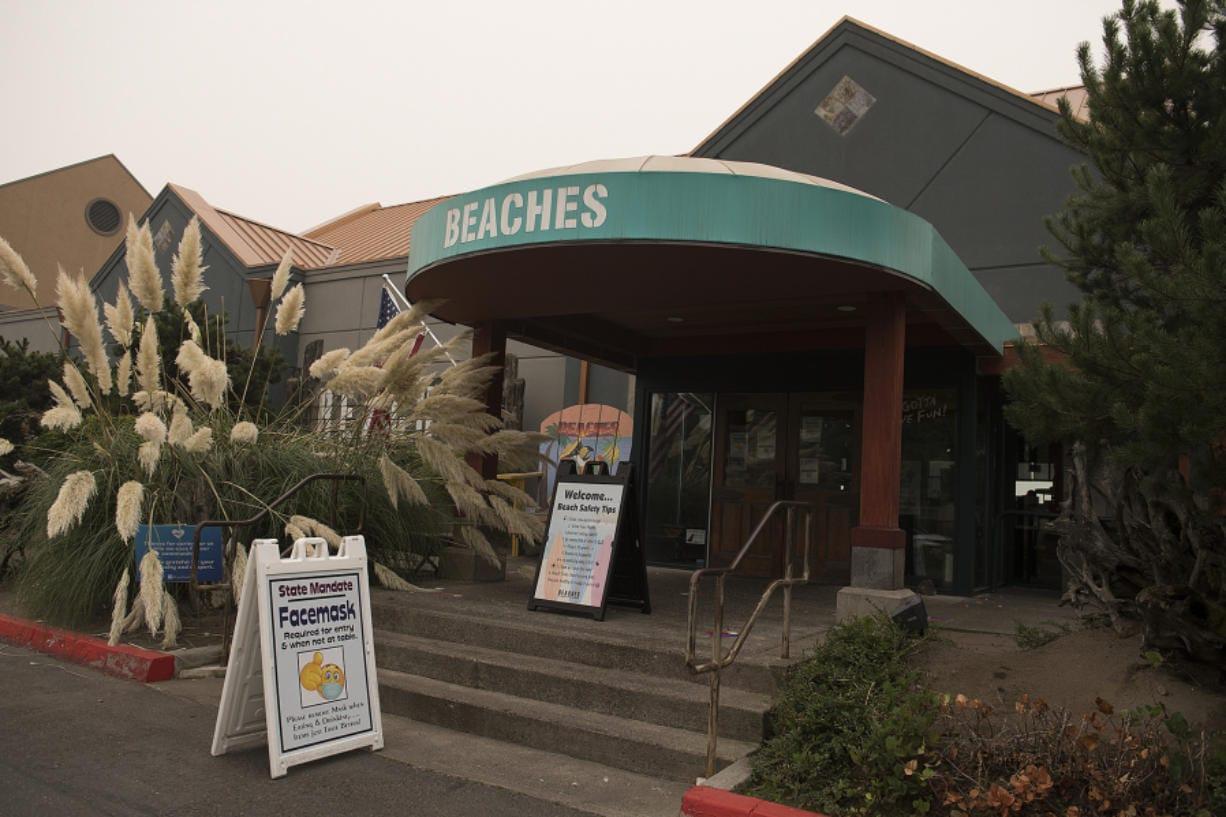 New slightly eased restrictions for restaurants announced Tuesday will help stem revenue loss, but only slightly, said Beaches Restaurant & Bar owner Mark Matthias.