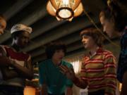 'Stranger Things 3,' on Netflix.