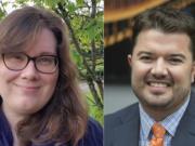 Kassandra Bessert, a Democrat, is challenging Rep. Brandon Vick, R-Felida, for his seat in the Washington Legislature.