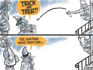 Editorial Cartoons, Oct. 25-31