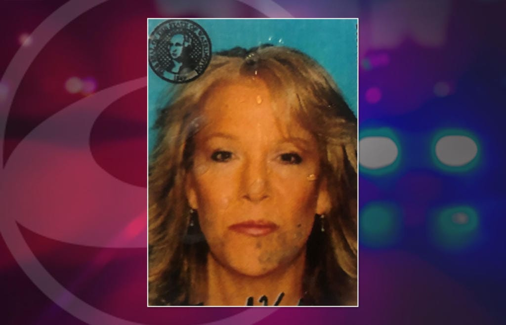 The Camas Police Department is asking for assistance in locating 56-year-old Vancouver resident Terri Kehrli