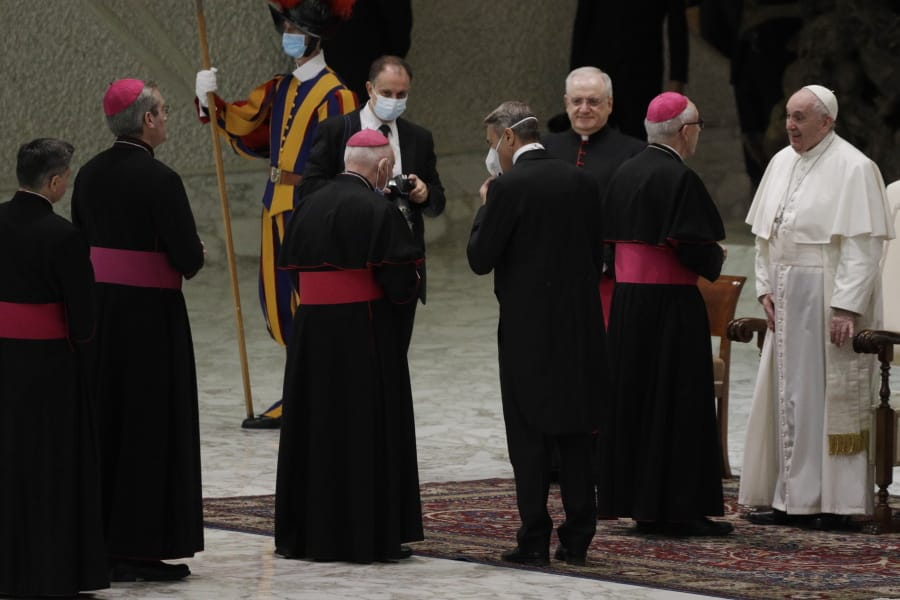 Cutting of pope's civil-union quote intensifies impact