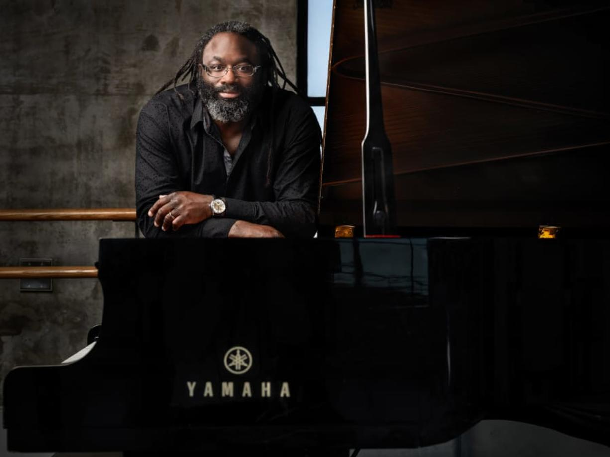 Awadagin Pratt will be the guest director for the Vancouver Symphony's second online concert.