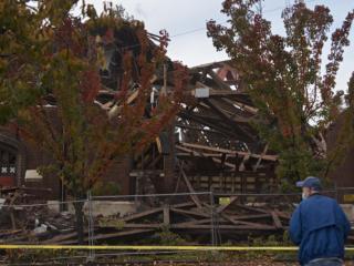 New Heights Church demolition