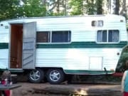 This 1972 dual-axle, 19-foot Timberline was stolen overnight Monday from the driveway of a Vancouver Heights home. Its owner said the family had been fixing it up, and it was keeping them busy during quarantine.