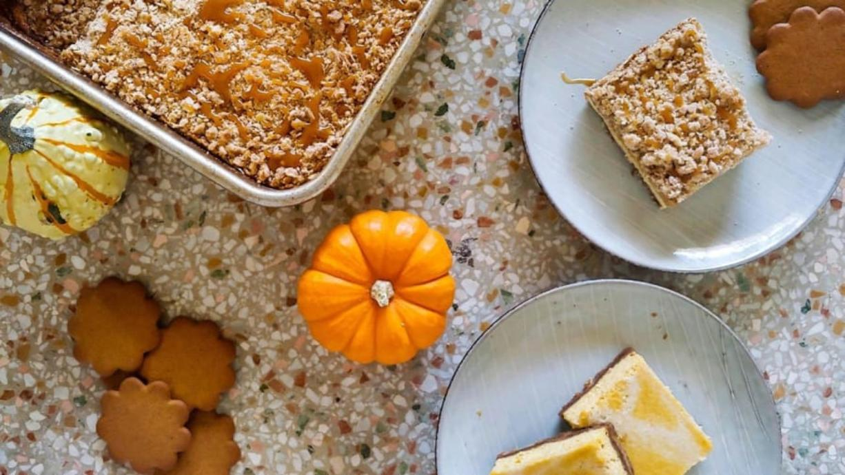 With so many scrumptious recipes out there, it was hard to choose just one to celebrate National Pumpkin Cheesecake Day. So, I didn't.
