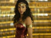 "Gal Gadot returns as the Amazing Amazon in ""Wonder Woman 1984."" (Clay Enos/Warner Bros)"