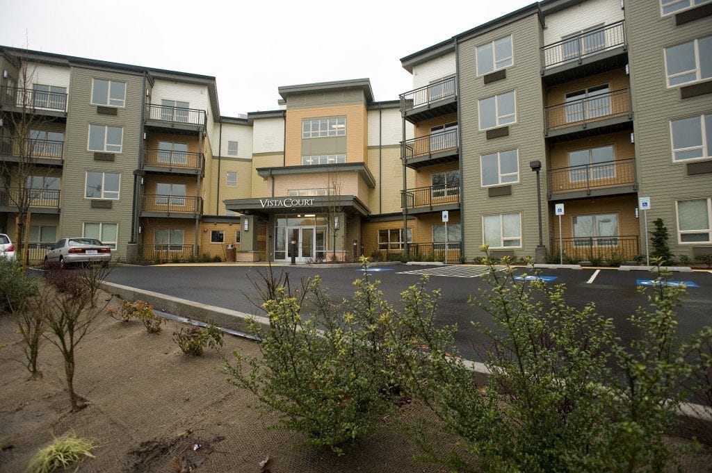 Vancouver Housing Authority, which counts Vista Court apartments among its properties, approved it's 2021 budget.