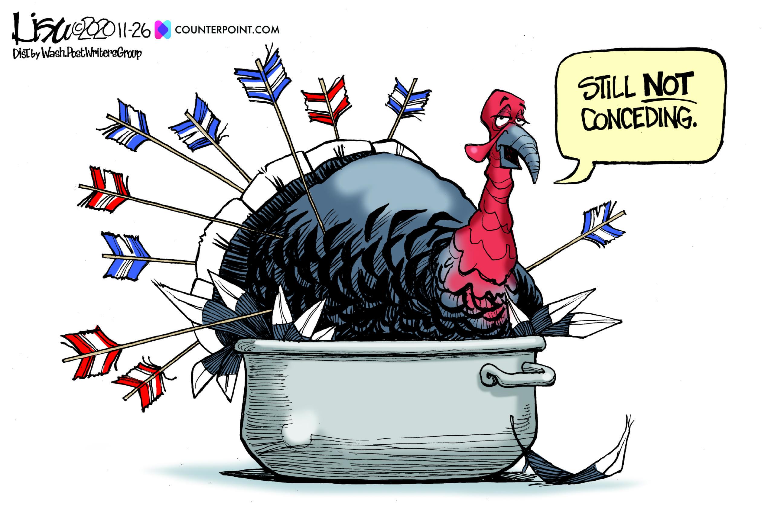 Nov. 28: No Concession
