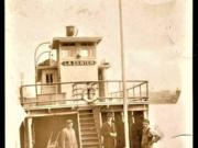 A historical view of the ferry known as the La Center Sternwheeler, which stayed busy a century ago connecting north county with the rest of the world via a La Center dock.