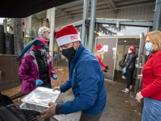 Free Christmas meals