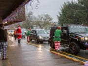 WOODLAND: Operation Santa helped Woodland's K-4 students celebrate the holidays despite the pandemic.