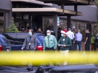 Shooting near PeaceHealth Southwest in Vancouver
