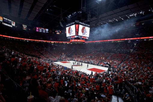 The Portland Trail Blazers will open the 2020-21 season on Dec. 23 against the Utah Jazz at the Moda Center in Portland. However, the arena will be empty as fans won't be allowed to enter due to COVID-19 concerns.