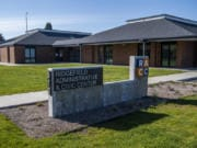 Ridgefield Administrative and Civic Center is home to the Ridgefield School District central office.