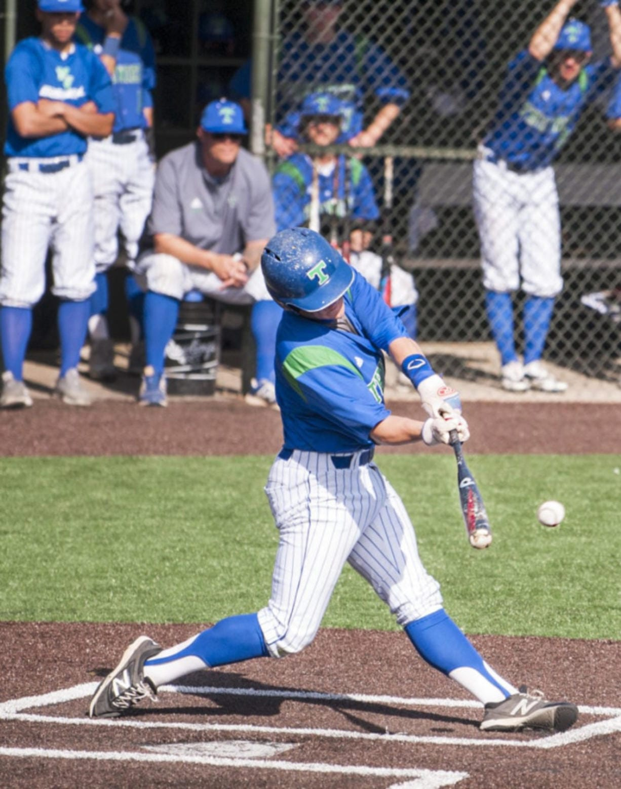 University of Portland signee Riley McCarthy spent the summer and fall playing in baseball tournaments and showcases, leading the Mountain View High School senior to conclude there is a safe and smart way for high school sports to return in the 2020-21 school year.