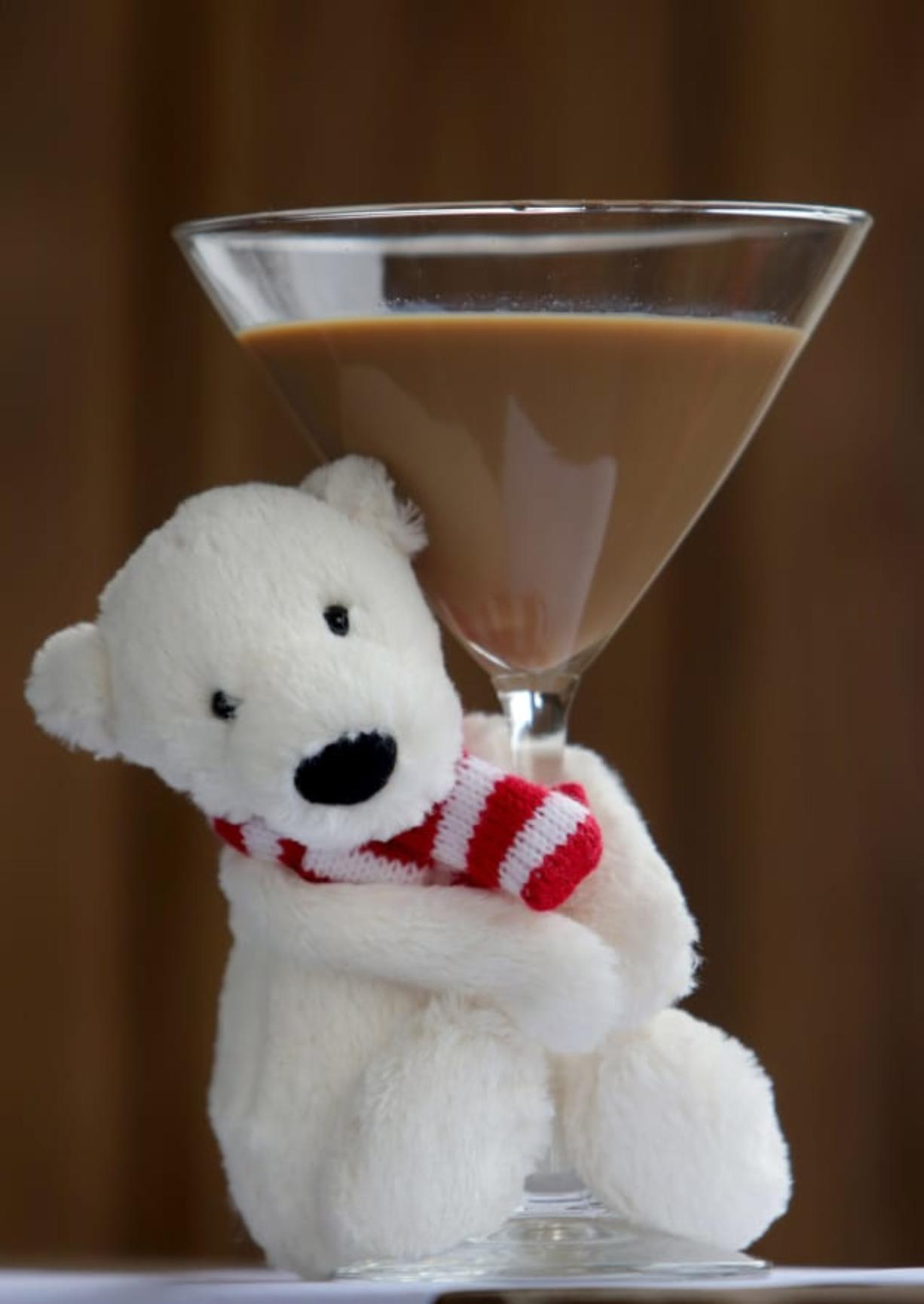 Winter is the time to try warming cocktails like this sweet Peppermint Pattie. (Hillary Levin/St. Louis Post-Dispatch/TNS) (Hillary Levin/St.