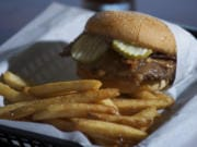 The Peanut Butter Pickle Burger is a favorite at Killer Burger, which is opening a third Clark County restaurant.