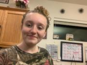 The Oregon Department of Human Services' Child Welfare Division says Maddison Oliver is a foster child who went missing on Nov. 27 from Hillsboro, Ore. She may be in the Vancouver area.