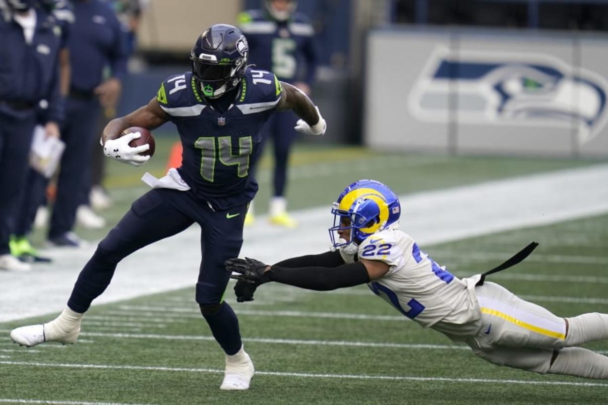 Dk Metcalf On Verge Of Toppling 35 Year Old Seahawks Record The Columbian