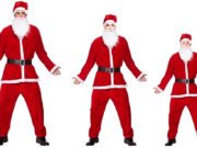 Why Racing offered entrants in the Santa's Posse Virtual 5K a full Santa suit (Why Racing photo)