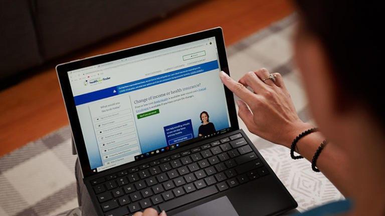 Enroll for a health or dental plan on Washington Healthplanfinder