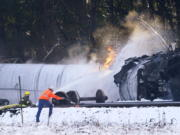 Training and preparedness helped limit the damage from a Dec. 22 oil train derailment and fire in Whatcom County.