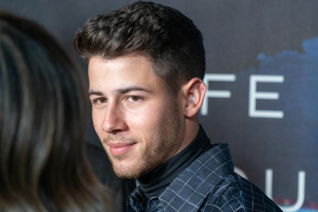 """Nick Jonas attends the Launch of Villa One Tequila at John Varvatos Bowery in New York on Aug. 29, 2019. The singer will be joining the cast of """"The Voice,"""" replacing Gwen Stefani."""