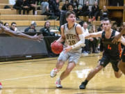 Pacific Lutheran's Seth Hall, a Prairie High graduate,  averaged 13.3 points and 3.5 rebounds in 26 games last season, including 19 starts.
