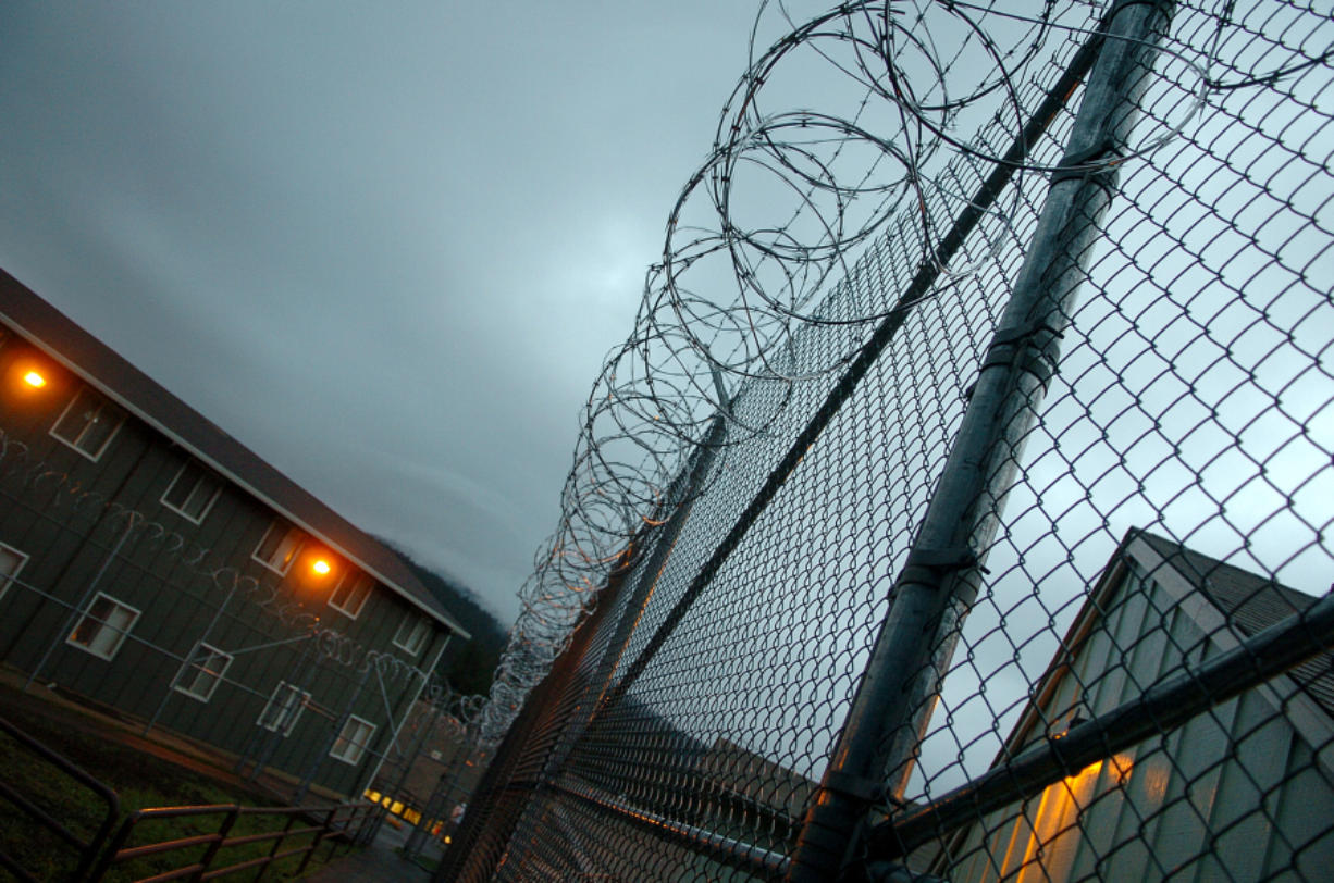 More than 200 inmates at Larch Correctional Facility have tested positive for COVID-19.