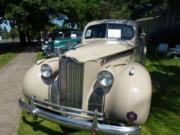 Gene Nordstrom is gone, but his 1940 Packard will always be part of his widow's life, she writes.