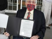 FAIRWAY/164TH: Mayor McEnerny-Ogle announced Dec.