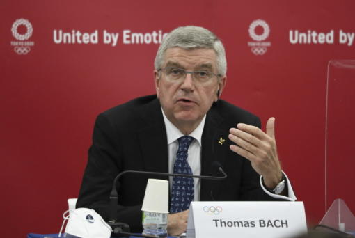 The International Olympic Committee, led by President Thomas Bach, is pushing back against reports that the postponed Tokyo Olympics will be canceled and will not open on July 23. The Tokyo Games were postponed 10 months ago at the outbreak of the coronavirus pandemic, and now their future appears threatened again.