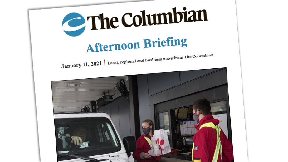 Afternoon Briefing launches Jan. 11.
