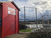 Fort Vancouver's baseball program has a long history, including a state championship in 1990. First-year coach Brian Hansen is looking to rebuild the program with a boost from a $5,000 equipment grant from the Seattle Mariners.