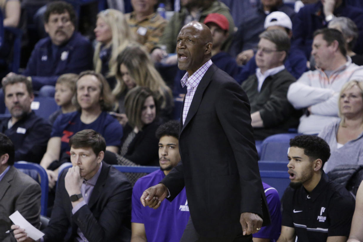 Portland has fired head basketball coach Terry Porter, who was 43-103 during five seasons with the Pilots.