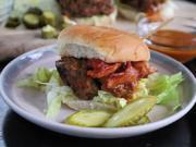 Meatloaf sliders (Gretchen McKay/Post-Gazette)