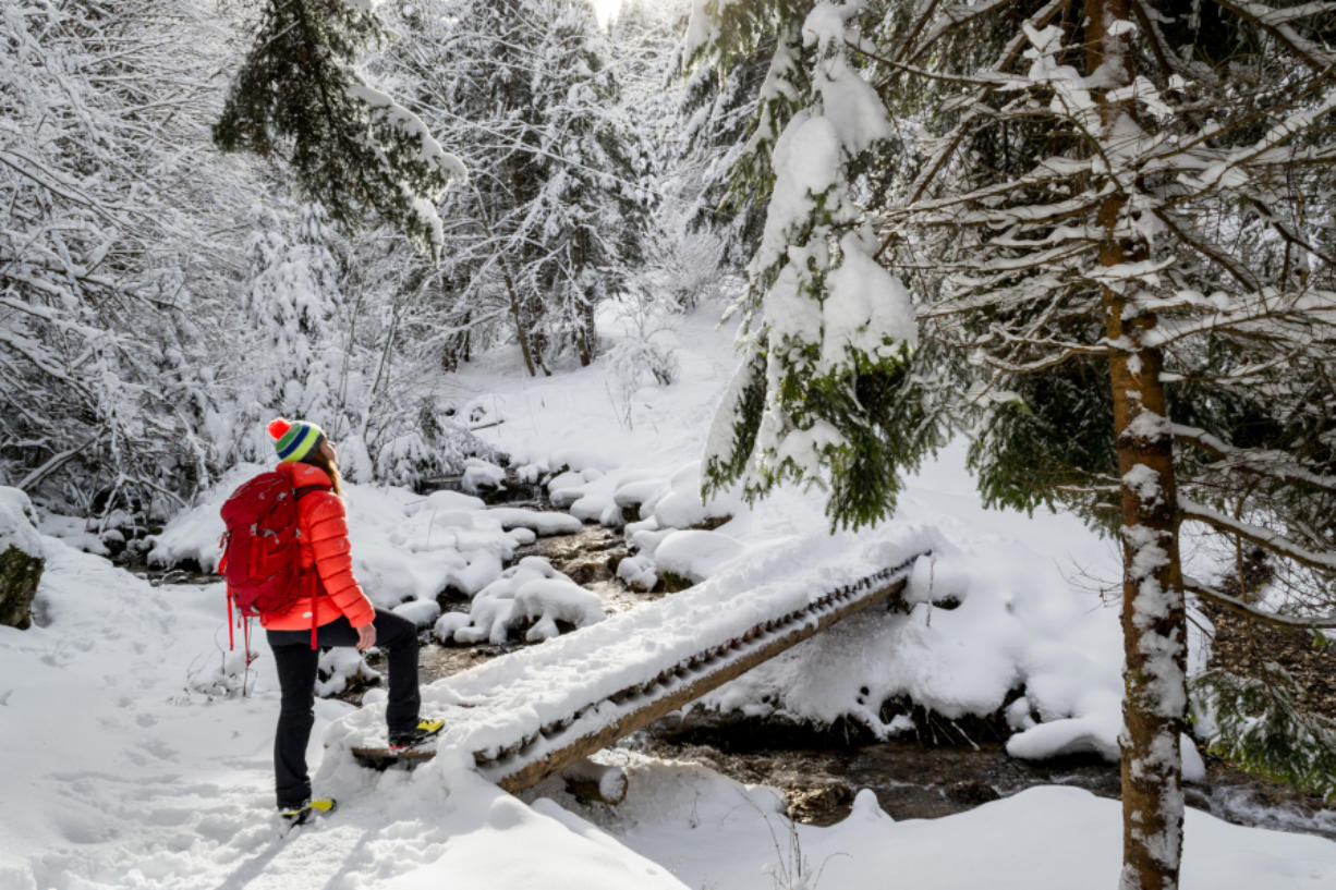 Winter hikes require more preparation than other seasons and call for some special considerations.