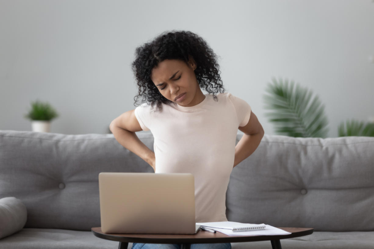 As the one-year mark to the pandemic approaches, chiropractors and orthopedic surgeons say working from home has meant more pain for many.