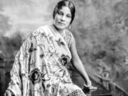 Beatrice Morrow Cannady ran the influential Black newspaper The Advocate in the 1920s and '30s.