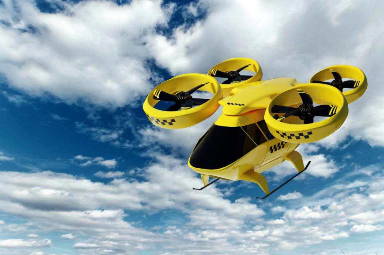 NASA enlists universities, companies to help design flying taxis.