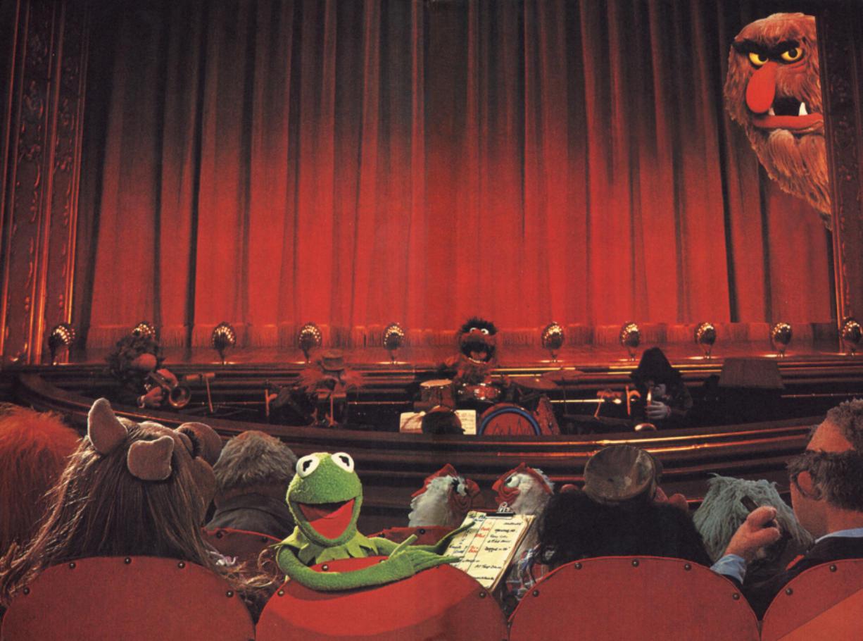 Kermit, in.