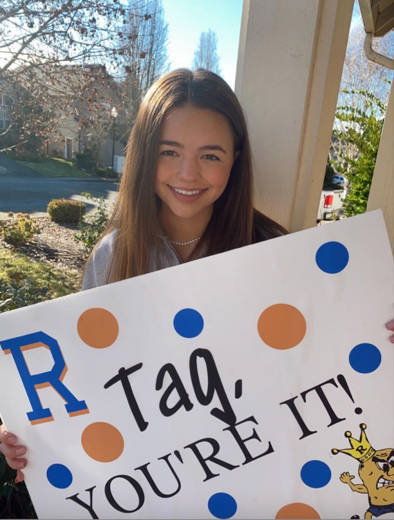 """RIDGEFIELD: Grace Gama posted on the """"tagged"""" thread."""