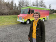 WASHOUGAL: Alexandra Yost, the Washougal School District's first CTE professional technical assistant, former owner and chef of OurBar and member of the Washougal City Council, will help manage a CTE-operated food truck and oversee the implementation of a Green Schools Program.