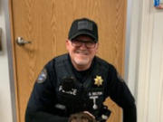 RIDGEFIELD: Oakley, a female German pointer, will join the Cowlitz Public Safety Department to help keep ilani and the Cowlitz Reservation safe.
