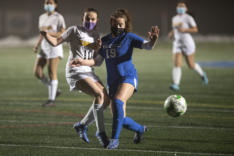 Ridgefield girls soccer tops Hudson's Bay 5-0 sports photo gallery