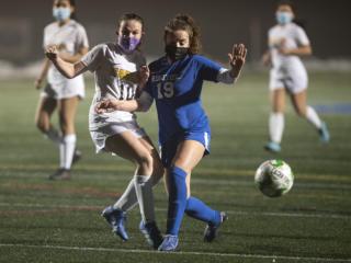 Ridgefield girls soccer tops Hudson's Bay 5-0