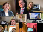 STEVENSON: DECA students at Stevenson High School attended the Innovate2020 conference online this year.